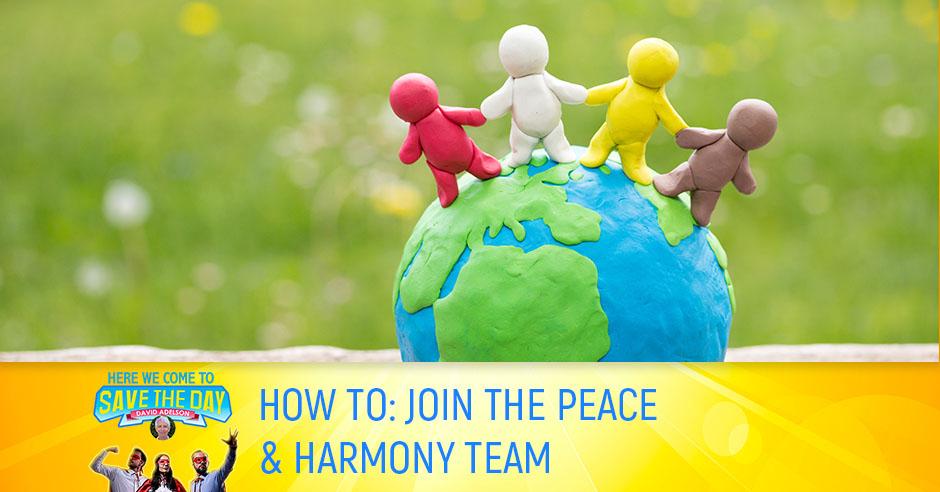 HWC 28   Peace And Harmony Team
